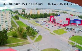 Большой бульвар - Крикковское